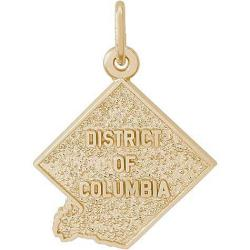 14K Gold District of Columbia