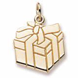 Birthday Gift Box Charm