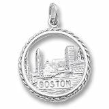 3960 - Boston Skyline