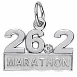 Run, 26.2 Marathon (stone)